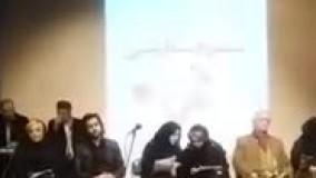 """مسعود شيرانى فرد در نمایش """" سندرم سفارشى """""""