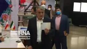 محسن هاشمی  در انتخابات ریاست جمهوری ۱۴۰۰ ثبت نام کرد