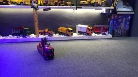 ماشین کنترلی آتش نشانی HUINA 1561/ایستگاه پرواز