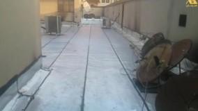 پروژه نصب ایزوگام سوپر صادراتی هیرمان، قیطریه تهران
