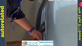امنیت پایین خودروهای ایرانی