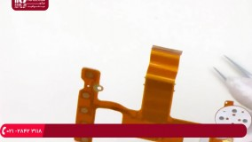 آموزش تعمیر دوربین عکاسی | بررسی اجزای داخلی دوربین و تعمیر آن ها