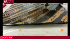 آموزش اپوکسی - پیامدهای اشتباه مخلوط کردن رزین اپوکسی
