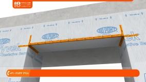 آموزش کناف کاری | کناف سقف