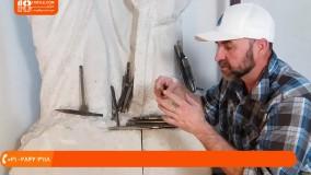 آموزش سنگ تراشی | انتخاب قلم درز پنوماتیک هوا برای سنگ تراشی