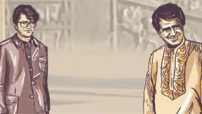 همزمان با زاد روز همایون شجریان ، از کلیپ های گرافیکی مستند «جریان شجریان» رونمایی شد .