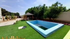 1000 متر باغ ویلا با 120 متر بنا در ملارد