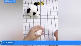 آموزش دوخت عروسک جورابی - دوخت عروسک های مختلف جهت ایده