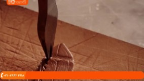 آموزش چرم دوزی - آموزش ساخت بند ساعت