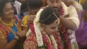 اقدام عجیب زوج هندی برای برگزاری عروسی در دوران کرونا