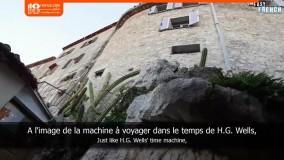 آموزش مکالمات زبان فرانسه - در یکی از روستا های فرانسه