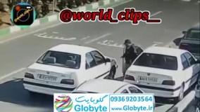 سرقت ناموفق خودروی پرشیا