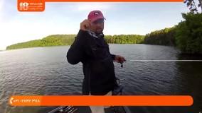 آموزش ماهیگیری - طعمه پایه در صید خارماهی