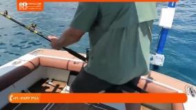 آموزش ماهیگیری - چالش ماهیگیری با کایاک 200 پوندی