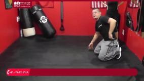 آموزش دفاع شخصی - فرار از تجاوز سطح دوم