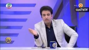 انتقاد مجری شبکه ورزش از یحیی گل محمدی