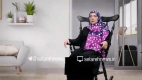 روایت مهوش وقاری از لحظه فوت همسرش محسن قاضی مرادی