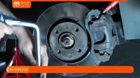آموزش تعمیر گیربکس دستی - بازکردن گیربکس و کلاچ خودروی پژو 207 قسمت اول