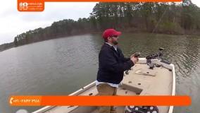 آموزش ماهیگیری - نحوه صید یک Chatterbait