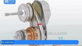آموزش تعمیر گیربکس اتومات | گیربکس اتوماتیک cvt چه نوع گیربکسی است؟