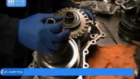 آموزش تعمیر گیربکس اتومات   عیب یابی و تعمیر پولی گیربکس اتوماتیک CVT