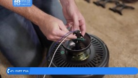 تعمیر پنکه سقفی - آموزش نصب استاندارد پنکه امرسان