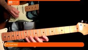 آموزش گیتار الکتریک - تکنیک سوییپ پیکینگ به روش اینگوی مالمستین