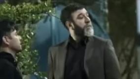 دیالوگ غمانگیز رحیم نوروزی به مرحوم انصاریان