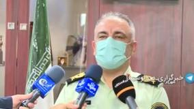 تحقق آرزوی کودک سرطانی توسط پلیس تهران