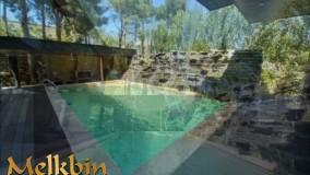 لوکس ترین باغ ویلا در منطقه خوشنام به متراژ 1075 متر