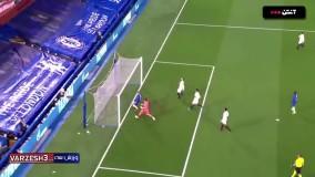 خلاصه بازی چلسی 2 - رئال مادرید 0