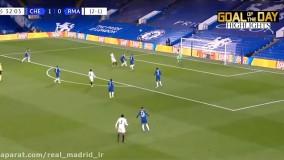 خلاصه بازی چلسی 2-0 رئال مادرید