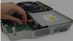 آموزش تعمیر دستگاه های بازی - تعویض باتری بدون از دست رفتن سیو