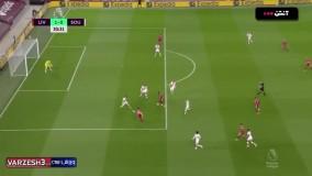 خلاصه بازی لیورپول 2 - ساوتهمپتون 0