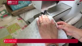 آموزش دوخت سرویس آشپزخانه - آموزش دوخت سبد نان
