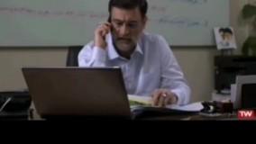 فیلم تبلیغاتی قاضی زاده هاشمی سوژه فضای مجازی شد