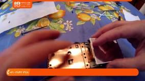 آموزش تعمیر دوربین کامپکت - آموزش تعمیر دوربین کامپکت