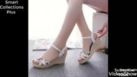 کفش های تابستانی شیک لژدار