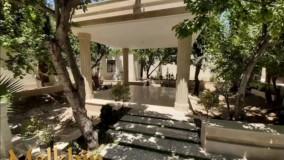 560 متر باغ ویلای بدون مشکل جهاد در شهریار