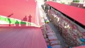 اجرا و نصب مکنده در کارخانه  نساجی تبریز  09121865671