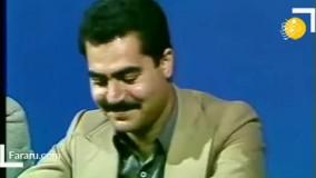 فیلمی دیده نشده از عبدالناصر همتی