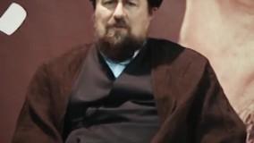 هشدار سید حسن خمینی : مردم نباشند ، نتیجه ای نمی گیرید