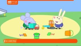 آموزش زبان به کودکان   زبان انگلیسی برای کودکان   انیمیشن پپا پیگ (فیل )