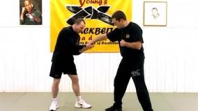 آموزش دفاع شخصی ریک یانگ