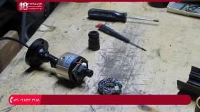 آموزش تعمیر دوربین مدار بسته - تعمیر دوربین مداربسته برند سوآن قسمت اول