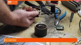 آموزش تعمیر دوربین مدار بسته - تعمیر دوربین مداربسته برند سوآن قسمت سوم