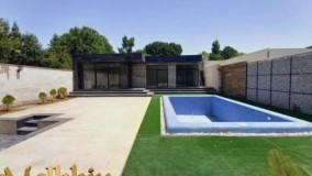 730 متر باغ ویلا در لم آباد ملارد دارای 120 متر بنای لوکس