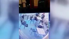 فیلمی وحشتناک از بچه دزدی در رستوران
