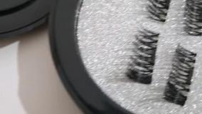 نحوه گذاشتن مژه مگنتی/۰۹۱۲۰۷۵۰۹۳۲/طرز استفاده از مژه مگنتی