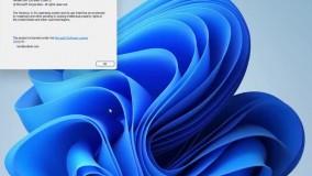 اولین تصاویر و اطلاعات از ویندوز ۱۱ لو رفت